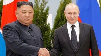 プーチン-金正恩会談に透けるトランプの思惑