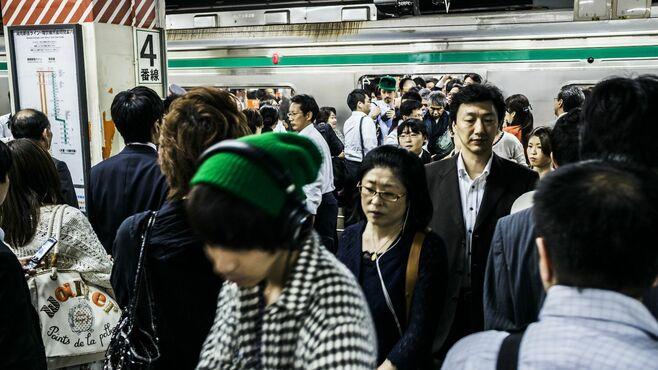「満員電車を日本からなくす」たった1つの方法