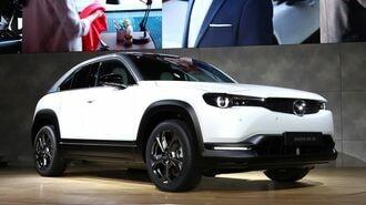 マツダが電気自動車「MX-30」で目指す新境地
