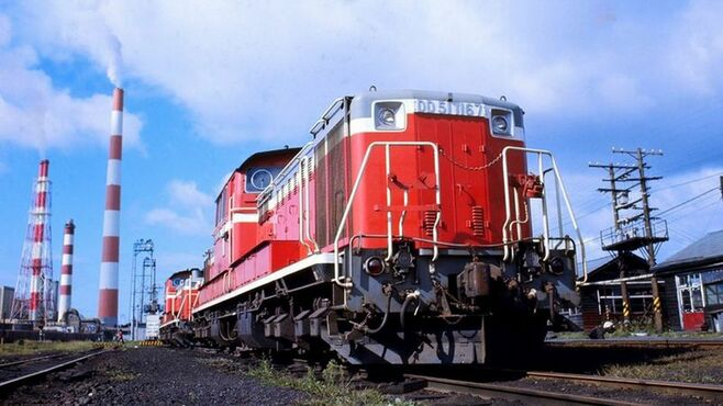 「SLの敵」転じて人気者に、ディーゼル機関車列伝
