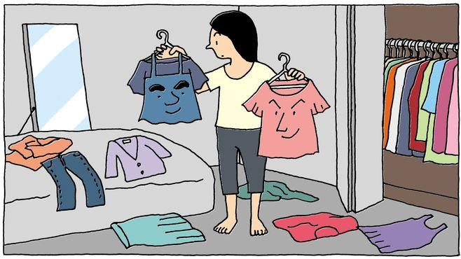 「自分に似合う服」そんな伴侶を見つける方法