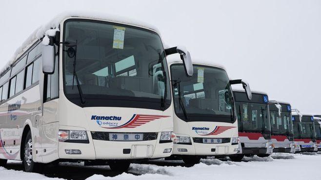 1日にわずか8台、知られざるバスの生産現場