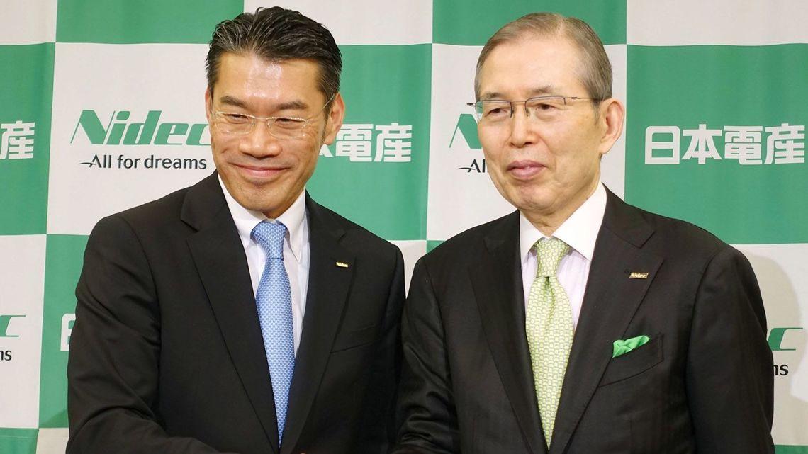 """産 会長 電 日本 日本電産のトップ""""珍事"""""""
