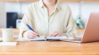 「書くこと」が苦手な人が知らない「文章の型」