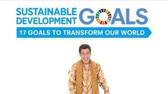 ピコ太郎が国連版「PPAP」で担った重要な役割