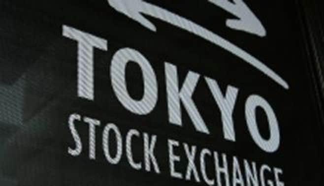日経平均株価は2日ぶり反落