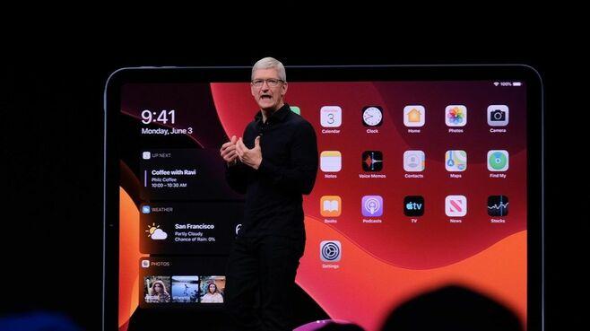 iPhone依存率が50%を切ったアップルの転換点