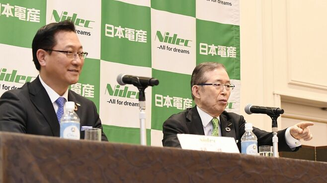 日本電産「満を持しての後継指名」で狙う躍進