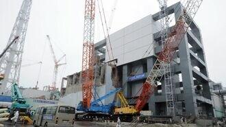 あふれる原発の核燃料プール、火災事故の危険性