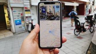 iPhoneの「マップ」はグーグルより使えるのか