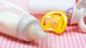 哺乳びんやおもちゃの殺菌は過敏な反応だ