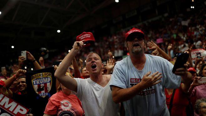 アメリカ中間選挙「元トランプ支持者」の行方