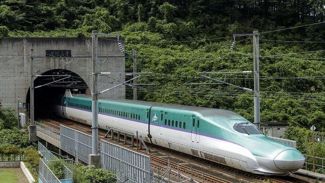 青函トンネル、ついに新幹線が「速度向上」へ