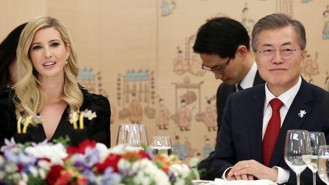 イヴァンカ「訪韓」が持つ重大な政治的意味