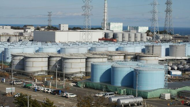 福島原発、見えぬ「トリチウム水処分」のゆくえ