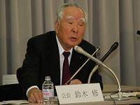 スズキが今期予想を減額、連結開始後初めて「とうとうしちゃった」と鈴木会長
