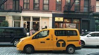 ニッポンのタクシーはもっと個性的でもいい