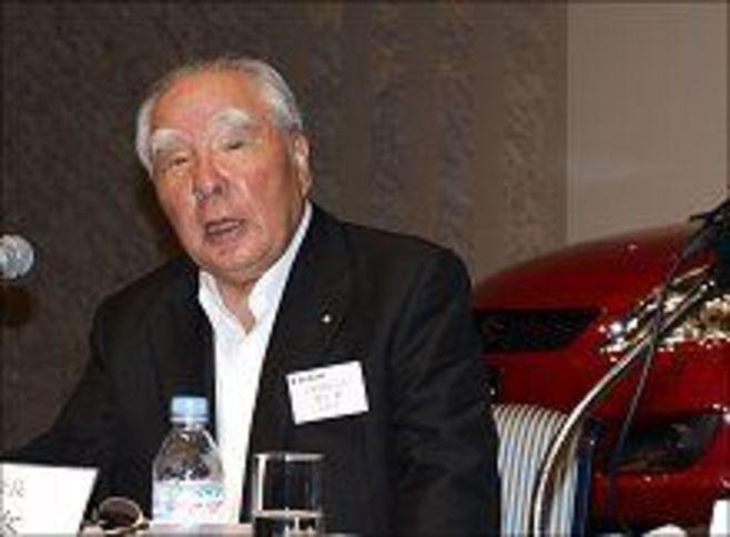 スズキ新型「スイフト」発表会見での鈴木修会長との一問一答、「円高は限界を超えてきた気がする」