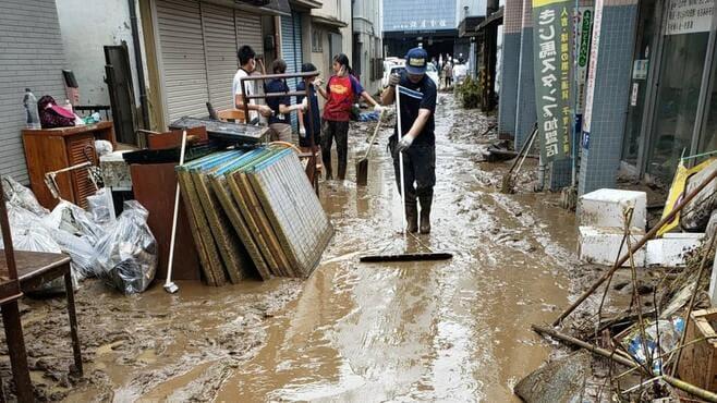 令和2年7月豪雨に見た災害級の雨が多発する訳