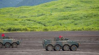 コマツが装甲車輌から引かざるを得ない理由
