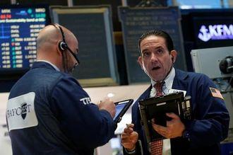米国株式市場は小幅高、予算教書が支援