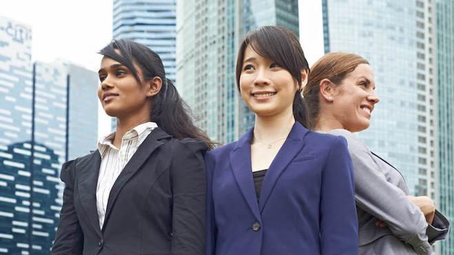 男女格差解消による経済効果は、絶大である