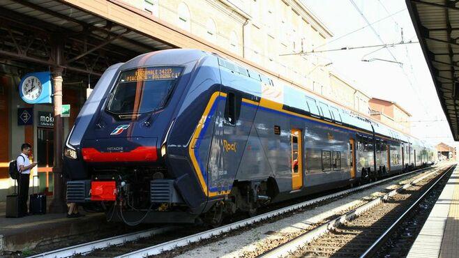 日立の新型列車、「デザインの本場」で通用する?