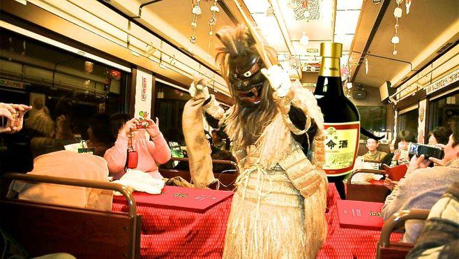 三陸鉄道と養命酒「珍コンビ」が狙うものは?