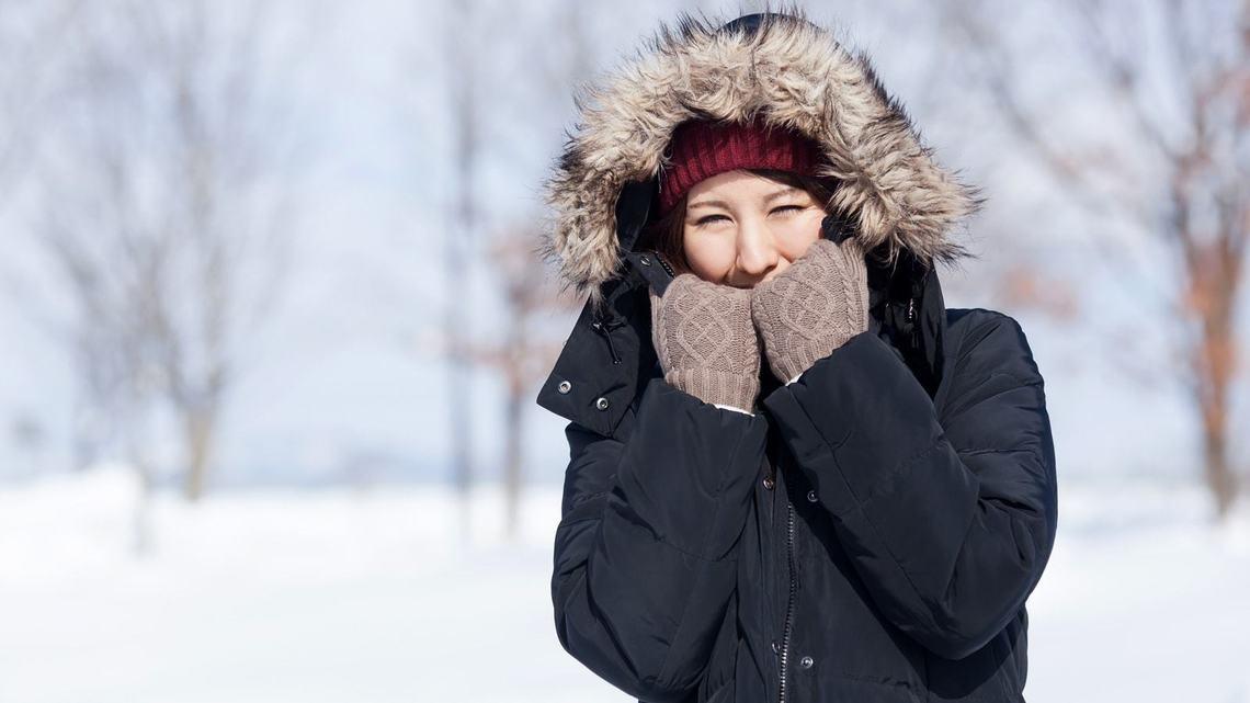 今年 は 寒い