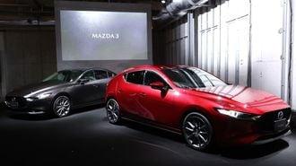 マツダ「新型MAZDA3」のデザインは何が売りか