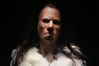 これが「9000年前のギリシャ女性の顔」だ