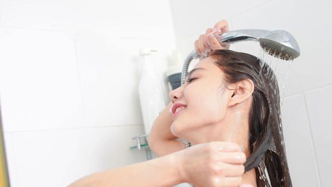 簡単!頭皮と髪を守る「シャンプー」のコツ