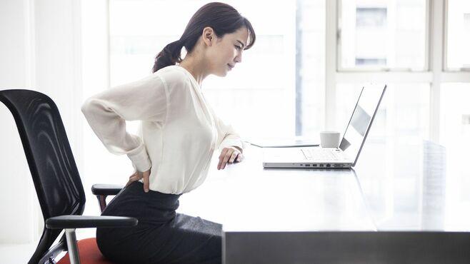 腰痛気にする人ほど「痛みを感じやすい」悪循環