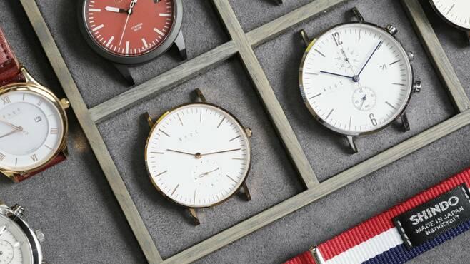 Knotが国産腕時計メーカーとして絶対守る牙城