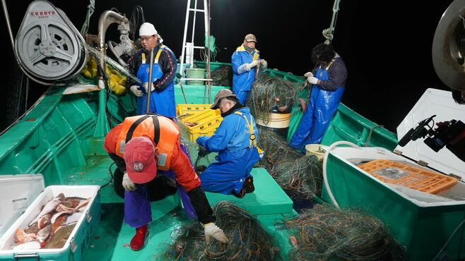 原発処理水、海洋放出で高まる漁業者の懸念