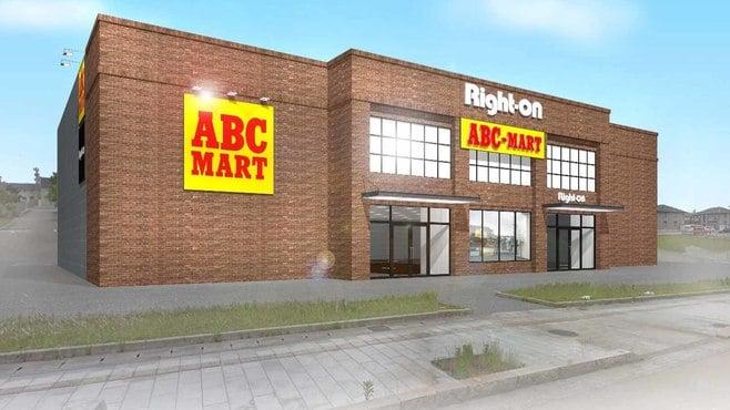 ABCマートとライトオン、地方郊外店でタッグ