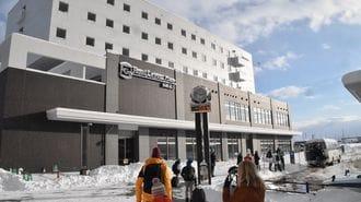 北海道新幹線1年、道南に「東北化」の兆し