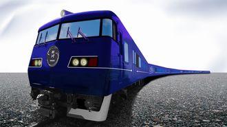 名前は「銀河」に、JR西日本の新たな長距離列車