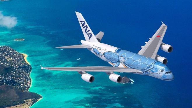 ハワイの空に巨大旅客機、ANAに勝算はあるか
