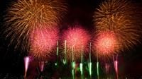 Where to Go to See Fireworks in Tokyo