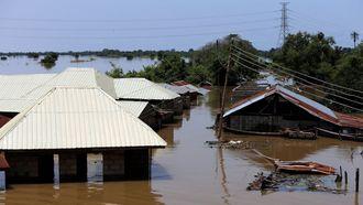 ナイジェリア中南部で洪水、100人死亡の惨事