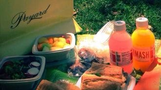女子高生が「公園ピクニック」に凝る深いワケ