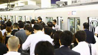「満員電車」あと何本増発すれば緩和できる?