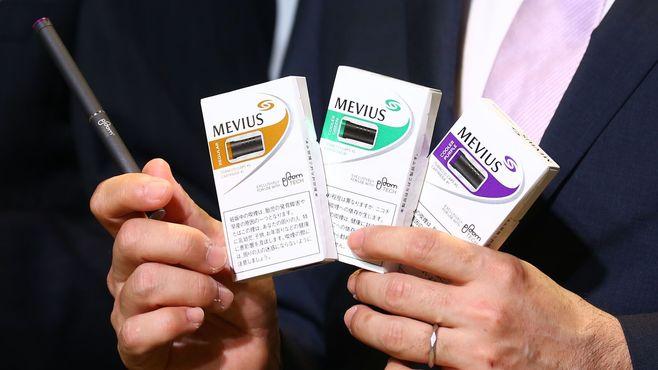 JT寺畠社長「加熱式たばこは必ず巻き返す」