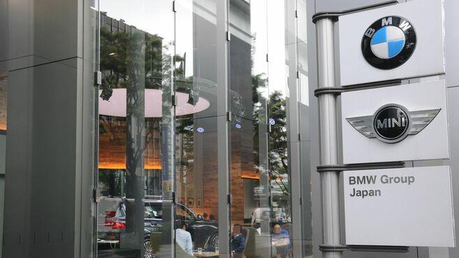 BMW日本法人についに公取委が立ち入り検査