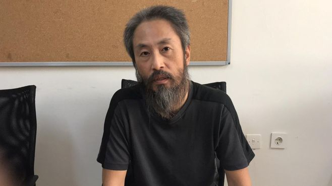 安田氏「解放」で、いったい誰が得をしたのか