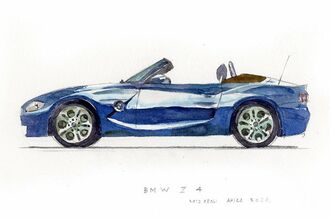 BMW「初代Z4」今でも忘れられない痛快な魅力