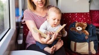 幼児が無料で座る、混雑時「自由席」のジレンマ