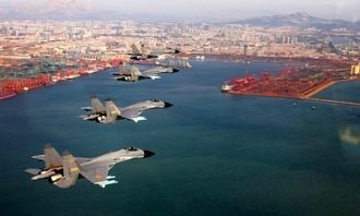 防空識別圏をゴリ押しする、中国のウラ事情