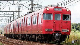 「赤い電車」と言えば名鉄、愛知ご当地鉄道事情
